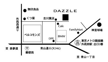 dazzle map